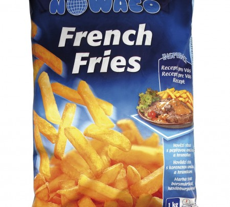 13 Pillow Novaco french fries