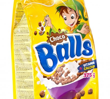 Quad seal Bonavita chocoballs